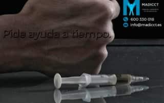 Tratamiento de adicciones heroina