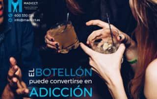 Tratamiento de adicciones Botellon
