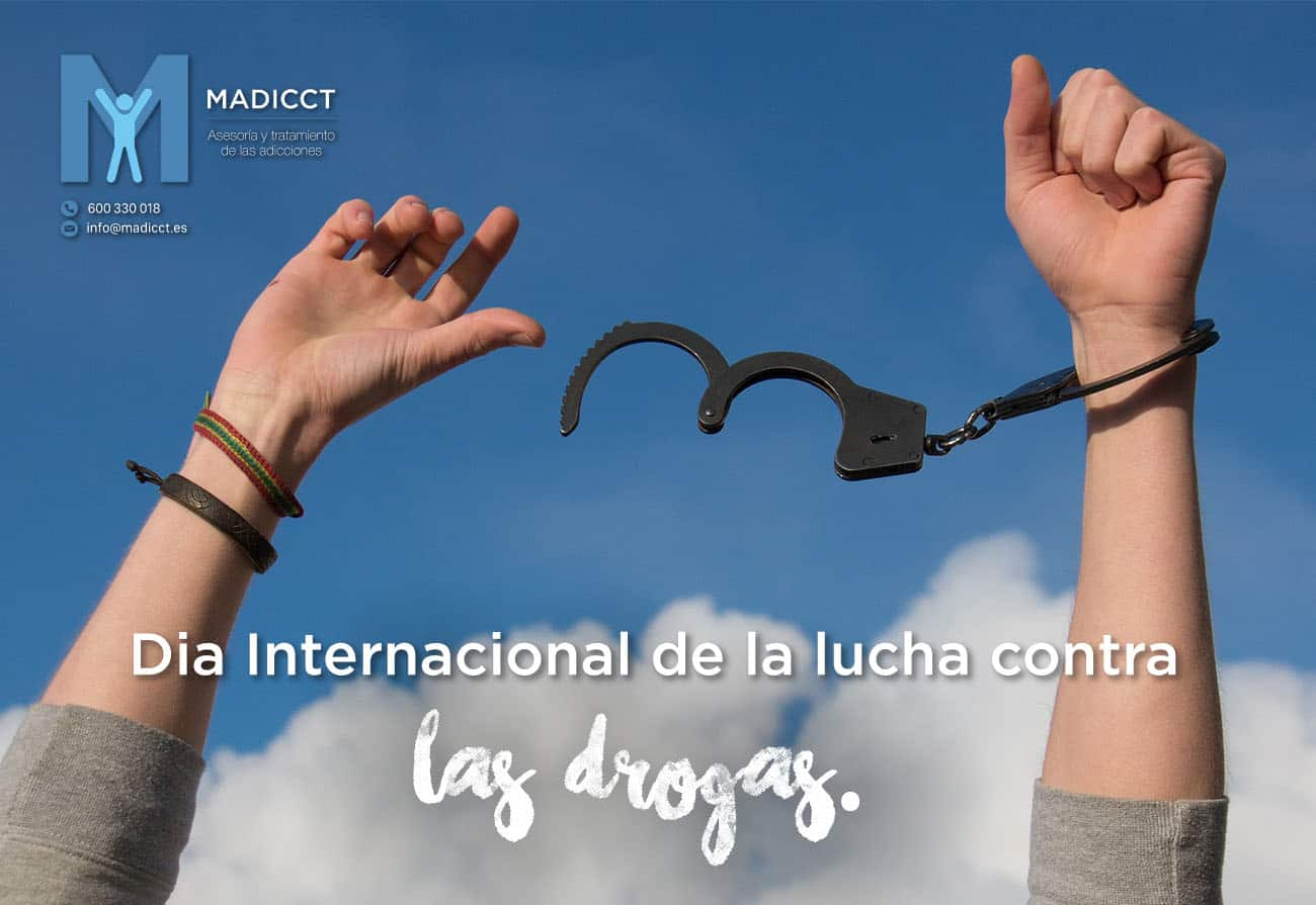 Dia internacional de la lucha contra las drogas