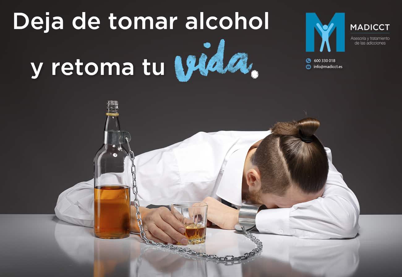 el alcohol sigue siendo la principal adiccion