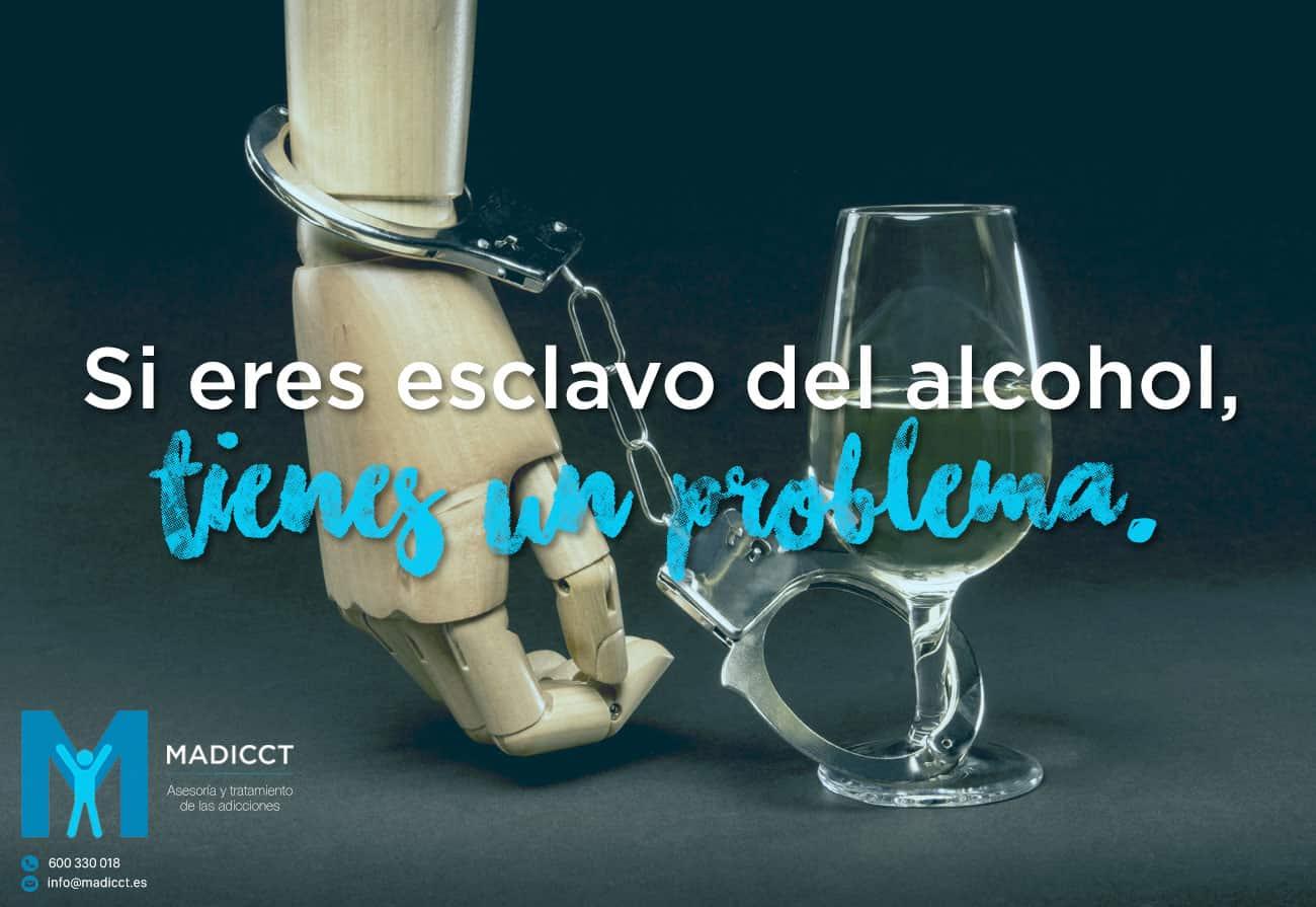 El limite entre la diversión y la adicción al alcohol