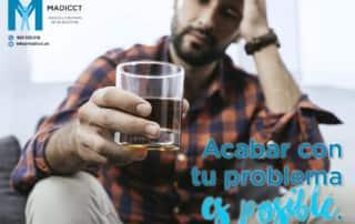 Cómo curar la adicción al alcohol gracias a los centros de desintoxicación