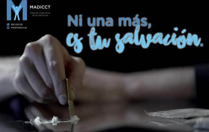 Señales para detectar la adicción a la cocaína