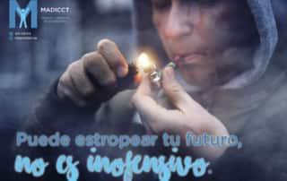 ¿Cuándo se produce la adicción a la marihuana?