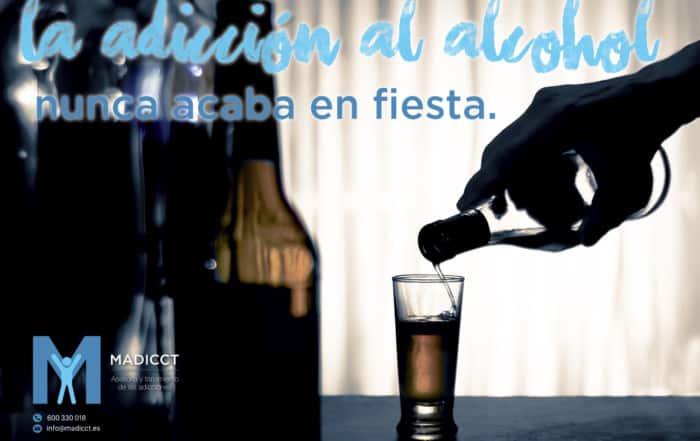 Centro de desintoxicación para curar la adicción al alcohol