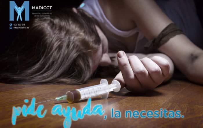 La mejor ayuda para la adicción a la heroína