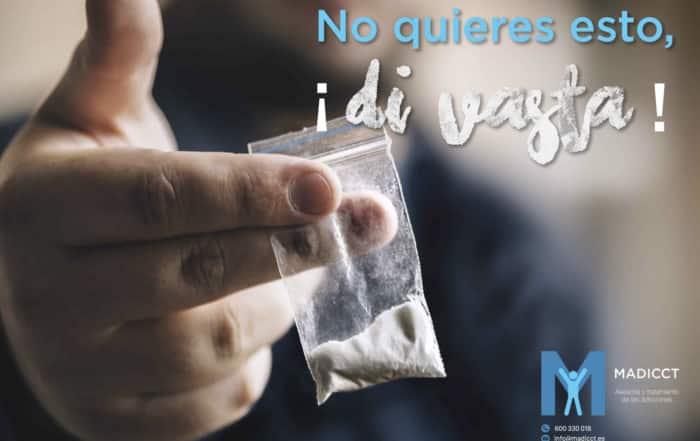 Curar la adicción a la cocaína en un centro de desintoxicación