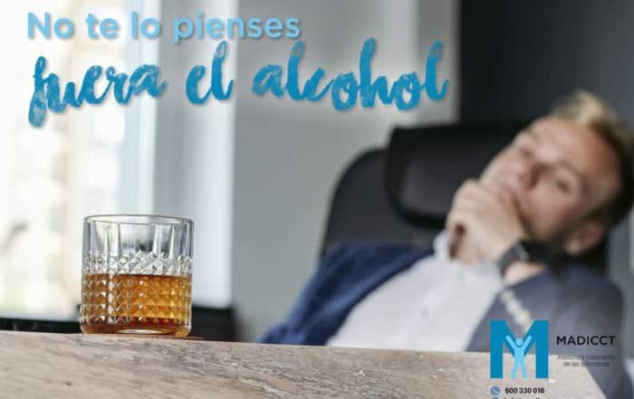 ¿Necesitas un centro para curar la adicción al alcohol?